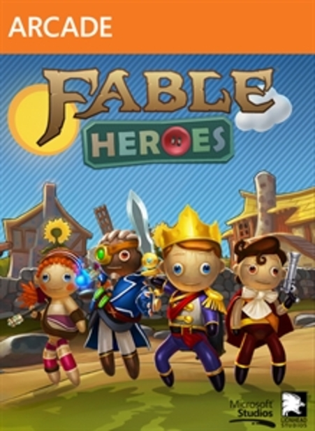 Fable Heroes - Feature