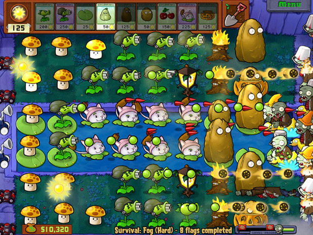 Plants vs. Zombies  - 1102238