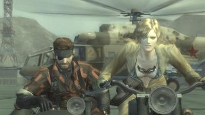 Metal Gear Solid HD Collection  - 1102263