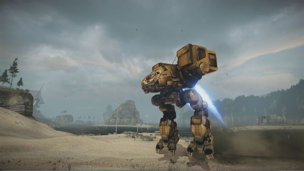 Mechwarrior Online Screenshot - 1102331