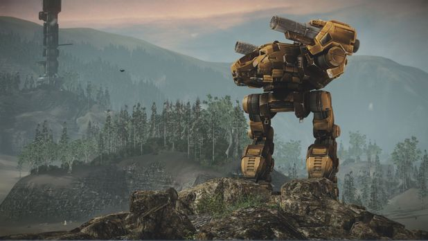 Mechwarrior Online Screenshot - 1102335