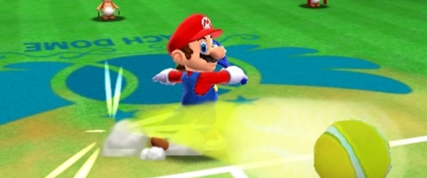 Mario Tennis Open - Feature