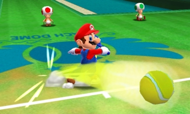 Mario Tennis Open Screenshot - 1102353