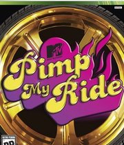 Pimp My Ride Boxart