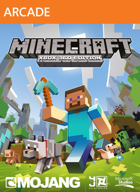 Minecraft: Xbox 360 Edition Image