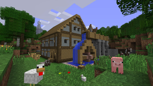 Minecraft: Xbox 360 Edition Screenshot - 1102591