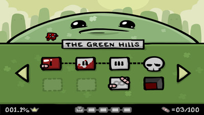 Super Meat Boy Screenshot - 1102633