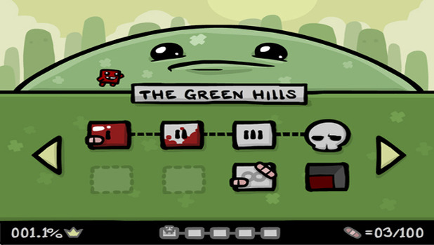 Super Meat Boy Screenshot - 1102634