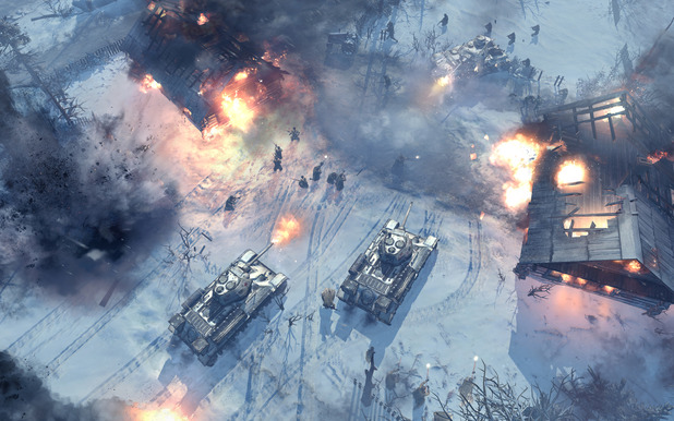 Company of Heroes 2 - Feature