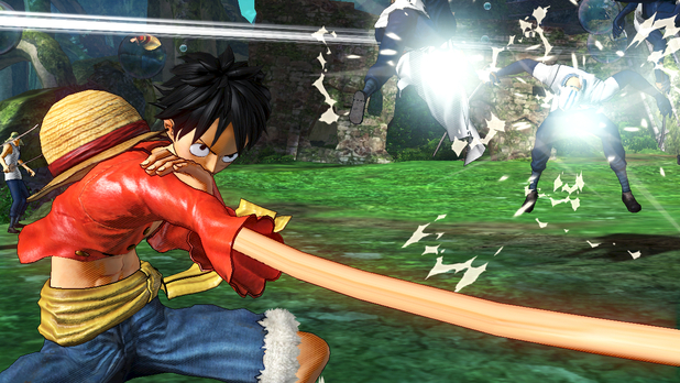 One Piece: Pirate Warriors Screenshot - 1102850