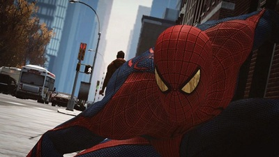 The Amazing Spider-Man: The Game Screenshot - 1102951