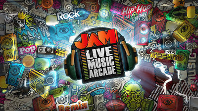 JAM Live Music Arcade Screenshot - 1102992