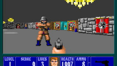 Wolfenstein 3D Screenshot - 1103027