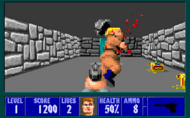 Wolfenstein 3D Screenshot - 1103028