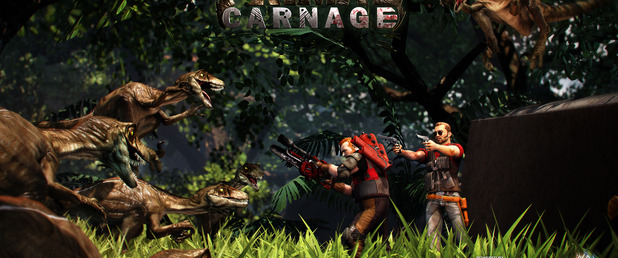 Primal Carnage - Feature