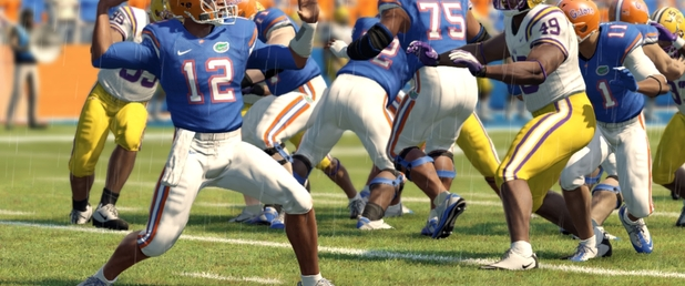 NCAA Football 13 - Feature
