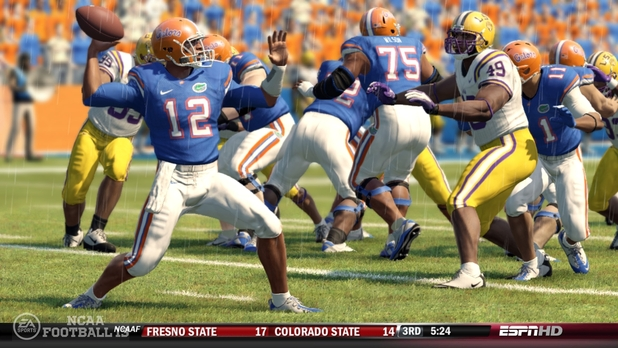 NCAA Football 13 Screenshot - 1103115