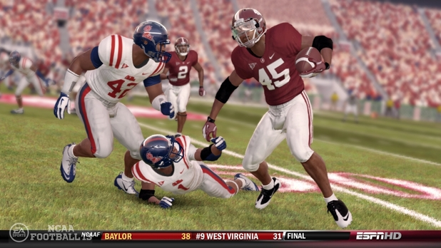 NCAA Football 13 Screenshot - 1103121