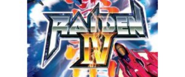 Raiden IV - Feature