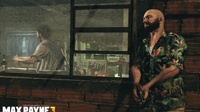Max Payne 3 Screenshot - 1103230
