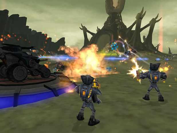Ratchet: Deadlocked Screenshot - Ratchet: Deadlocked - 2