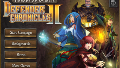 Defender Chronicles Screenshot - Defender Chronicles II
