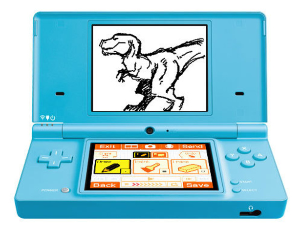 Flipnote Studio Screenshot - Flipnote Studio