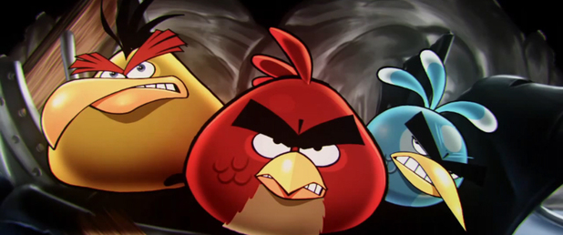 Angry Birds - Feature