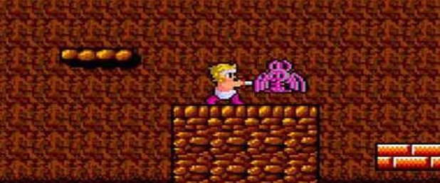 Wonder Boy in Monster Land - Feature