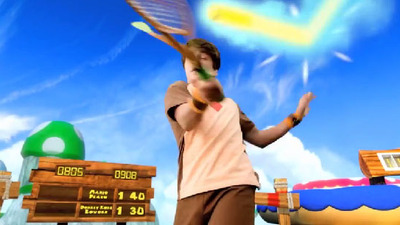 Mario Tennis Open Screenshot - 1103474
