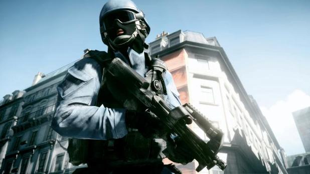 Battlefield 3 Screenshot - 1103615