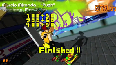 Jet Set Radio Screenshot - 1103653