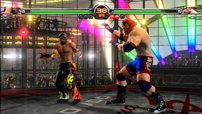 Virtua Fighter 5 Final Showdown Screenshot - Virtua Fighter 5 Final Showdown - main
