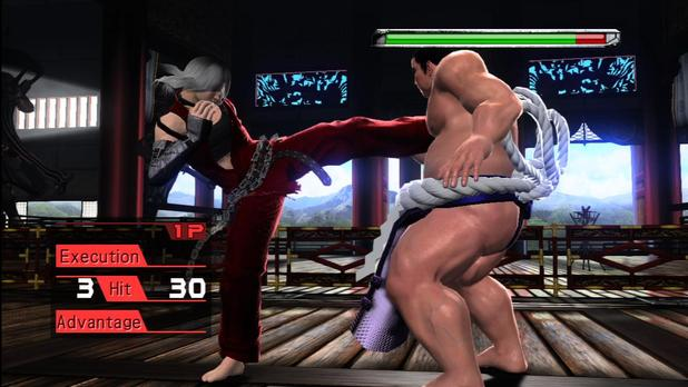 Virtua Fighter 5 Final Showdown Screenshot - Virtua Fighter 5 Final Showdown - 1
