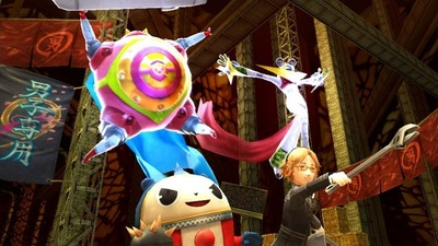 Persona 4 Screenshot - Persona 4 Golden - main