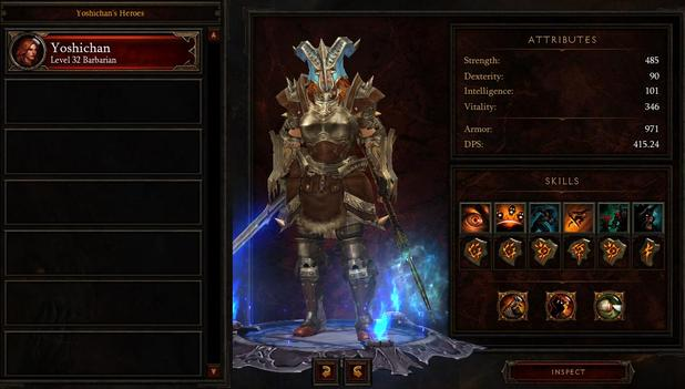 Diablo III Screenshot - 1103834
