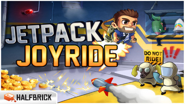 Jetpack Joyride Facebook Screenshot - 1103840