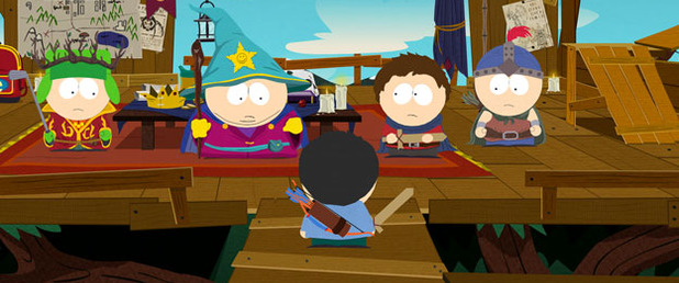 South Park: The Stick of Truth - Feature