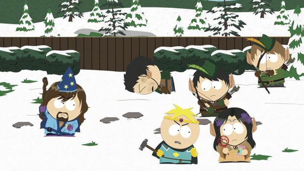 South Park: The Stick of Truth Screenshot - South Park: The Game - 2