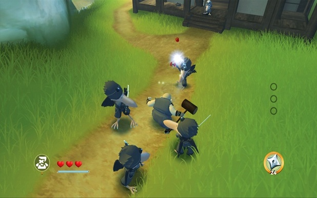 Mini Ninjas Screenshot - Mini Ninjas - 2