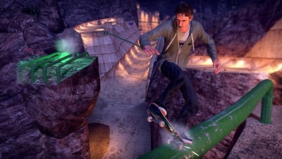 Tony Hawk's Pro Skater HD Screenshot - 1104049