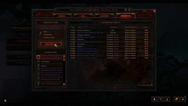 Diablo III Screenshot - 1104196
