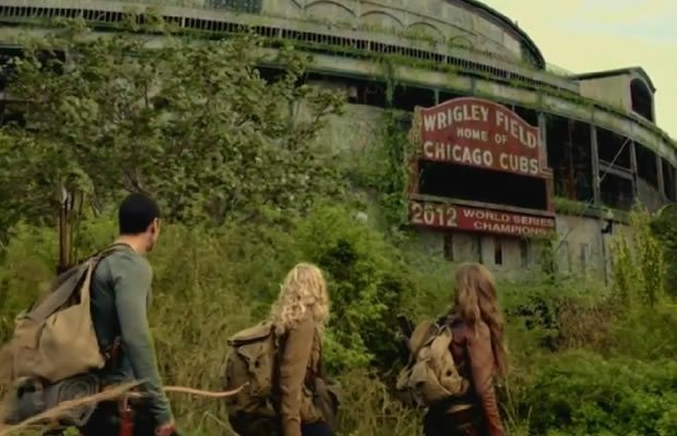 nbc show revolution, wrigley field