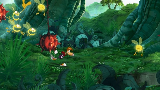Rayman Origins Screenshot - 1104232