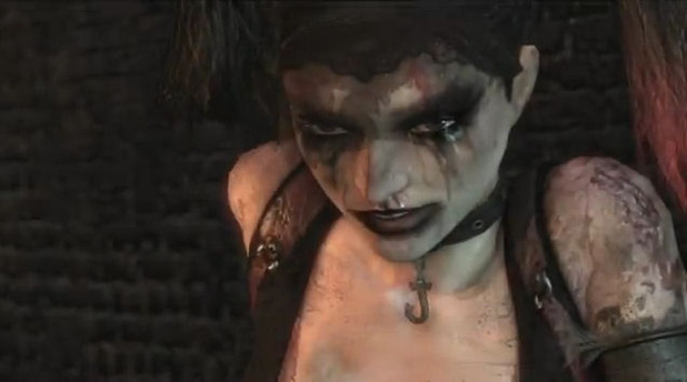 Batman: Arkham City Screenshot - Harley Quinn's Revenge - Payback