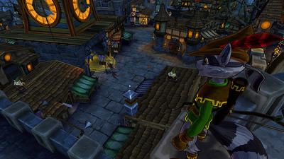Sly Cooper: Thieves in Time Screenshot - Sly Cooper: Thieves in Time - 1