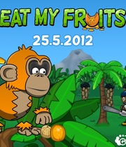 Eat My Fruits Boxart