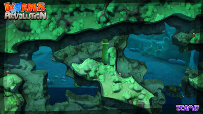 Worms Revolution Screenshot - 1104446