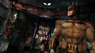 Batman: Arkham City Screenshot - 1104483