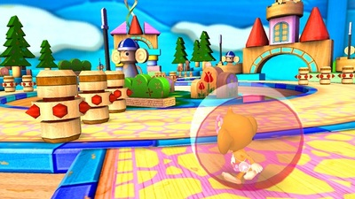 Super Monkey Ball: Banana Splitz Screenshot - 1104617